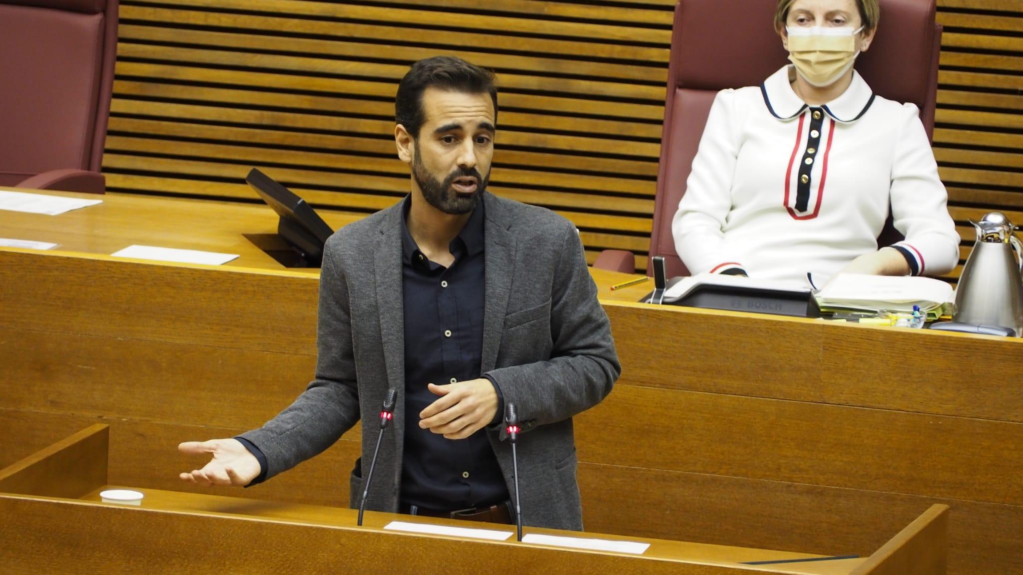 """You are currently viewing Muñoz: """"Este Consell compleix i eleva l'execució pressupostària malgrat trobar-nos en plena pandèmia"""""""