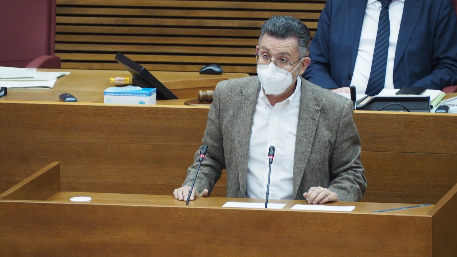 En este momento estás viendo El PSPV-PSOE pide en Les Corts que se mantengan las asignaciones del trasvase y que toda modificación de las normas de explotación sea consensuada