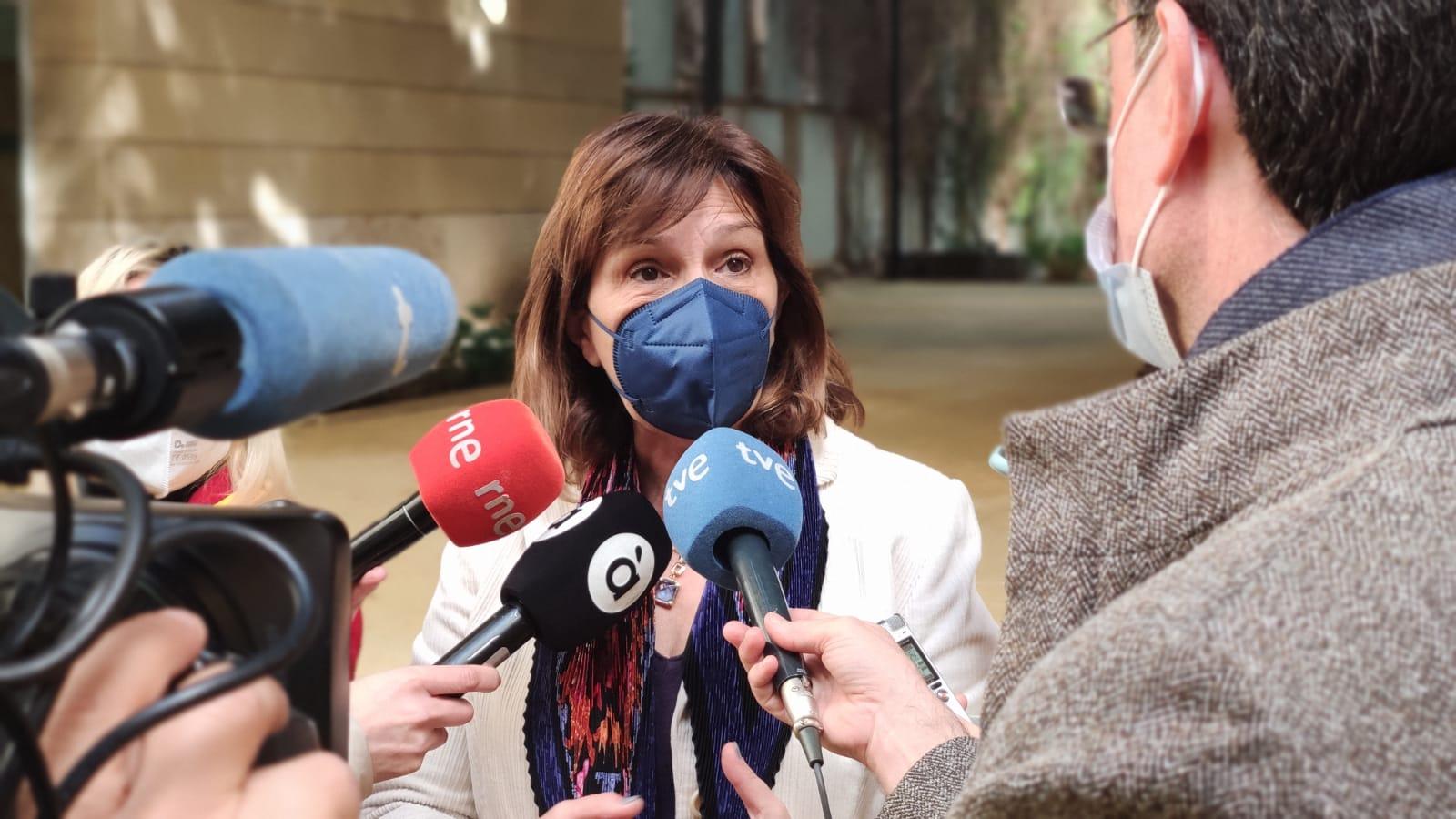 """En este momento estás viendo Martínez lamenta que la oposición """"siga anclada en el bulo y la desinformación"""" y recuerda que los criterios del envío de vacunas """"son claros y transparentes"""""""