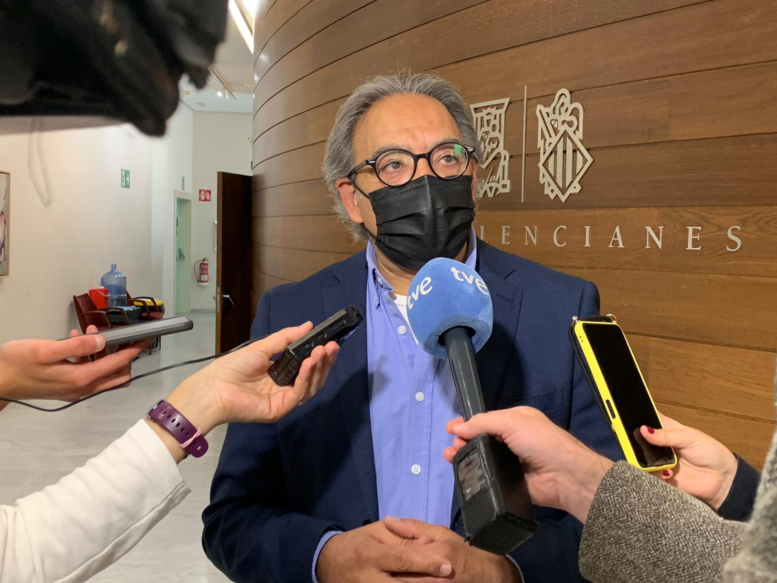 """Mata valora de forma """"molt positiva"""" l'equador de la legislatura i destaca la labor del """"Consell de la resistència"""""""