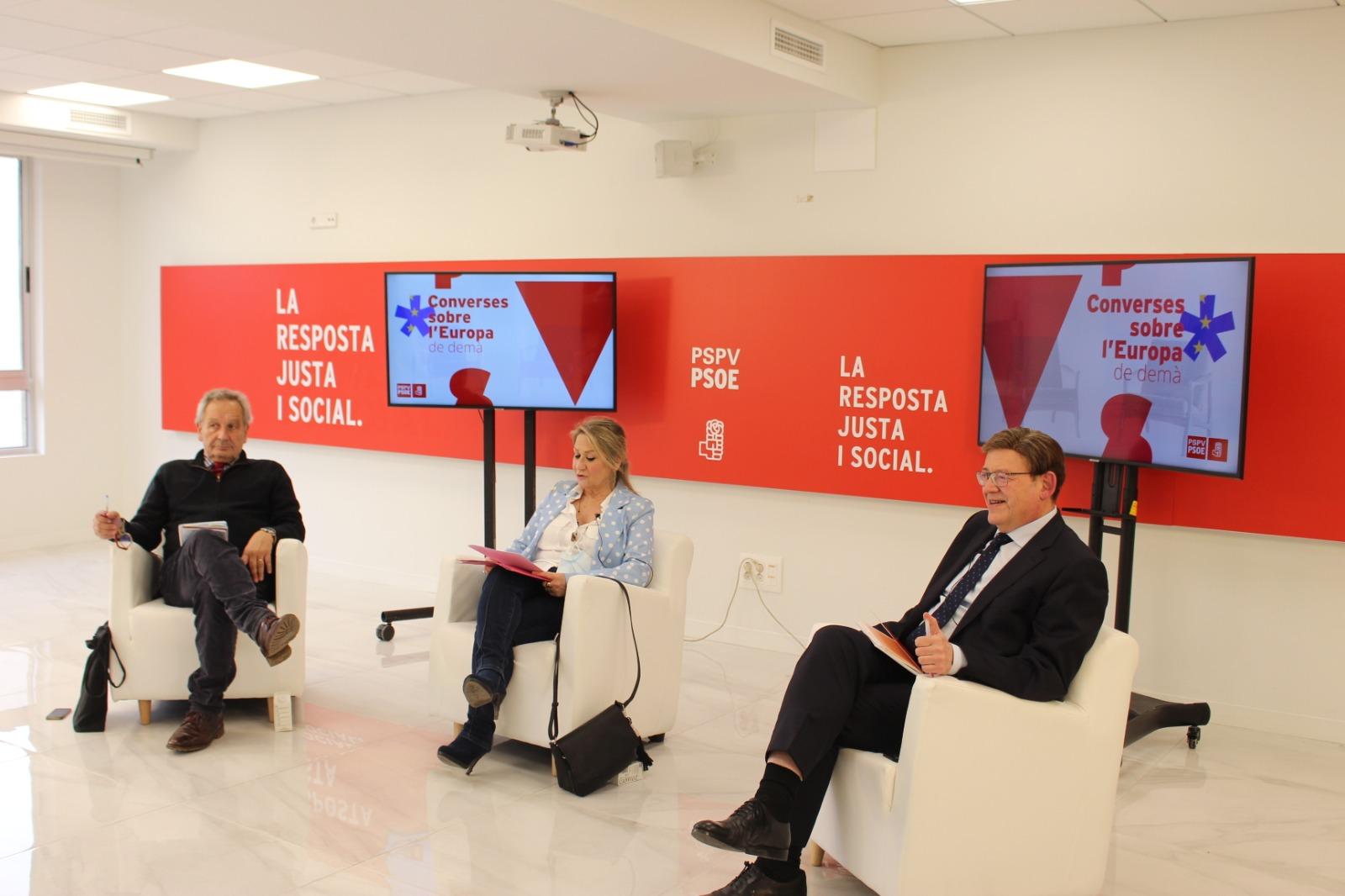 Los socialistas valencianos piden a la Comisión Europea un sello higiénico turístico que esté en marcha antes del 1 de junio