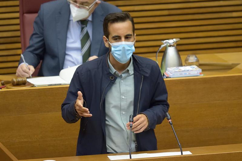 """You are currently viewing Muñoz: """"El PP torna a fer el ridícul: cada dia es demostra que la Generalitat paga amb agilitat les ajudes a autònoms i empreses"""""""