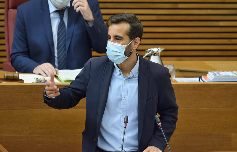 """En este momento estás viendo Muñoz: """"La rebaja 'fake' que plantea el PPCV es un recorte de 1.600 millones de euros en los servicios públicos valencianos"""""""