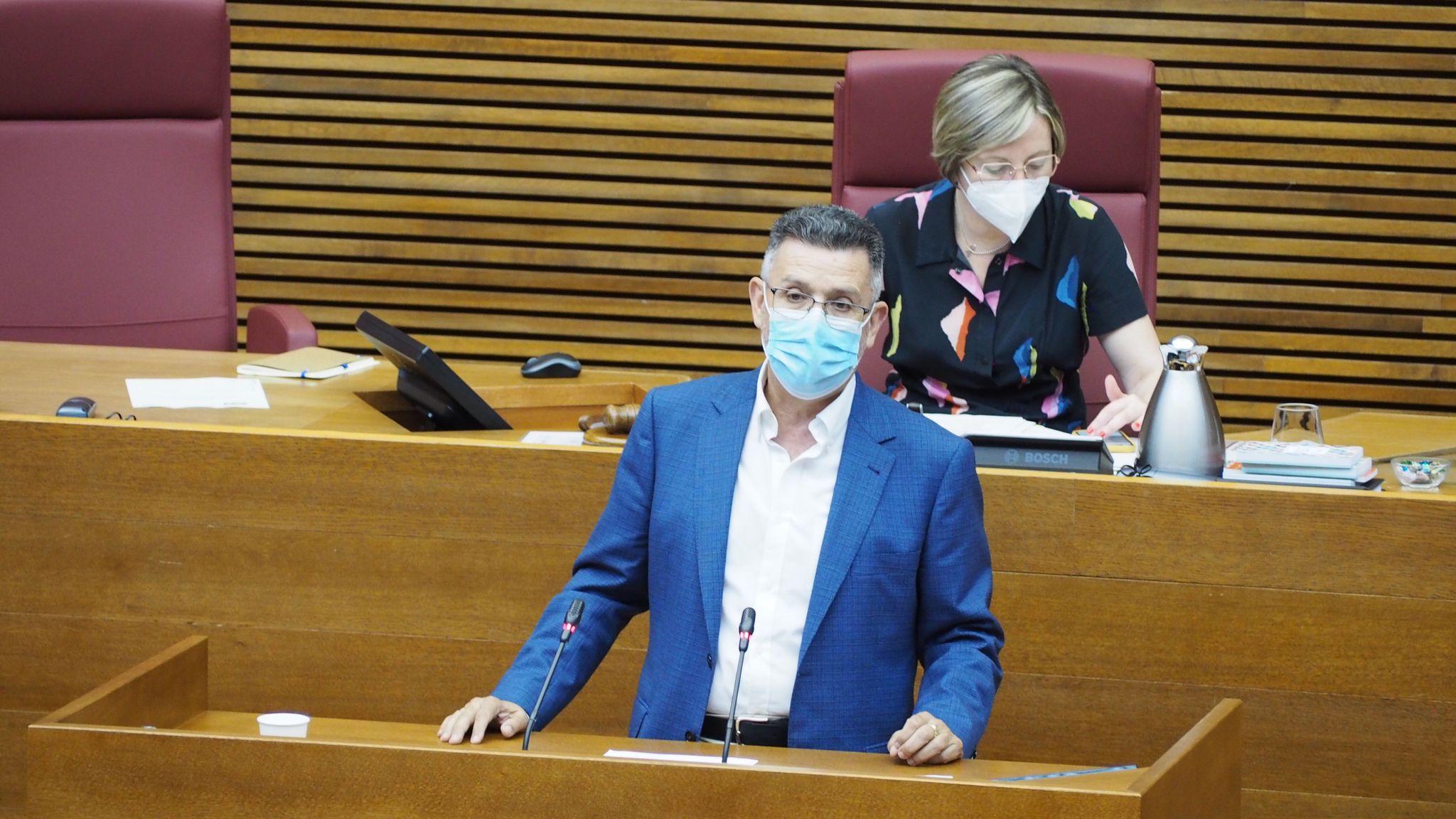 You are currently viewing El PSPV-PSOE demana unanimitat en Les Corts Valencianes perquè Madrid renuncie a la reserva d'aigua que deixaria sense recursos a la província d'Alacant