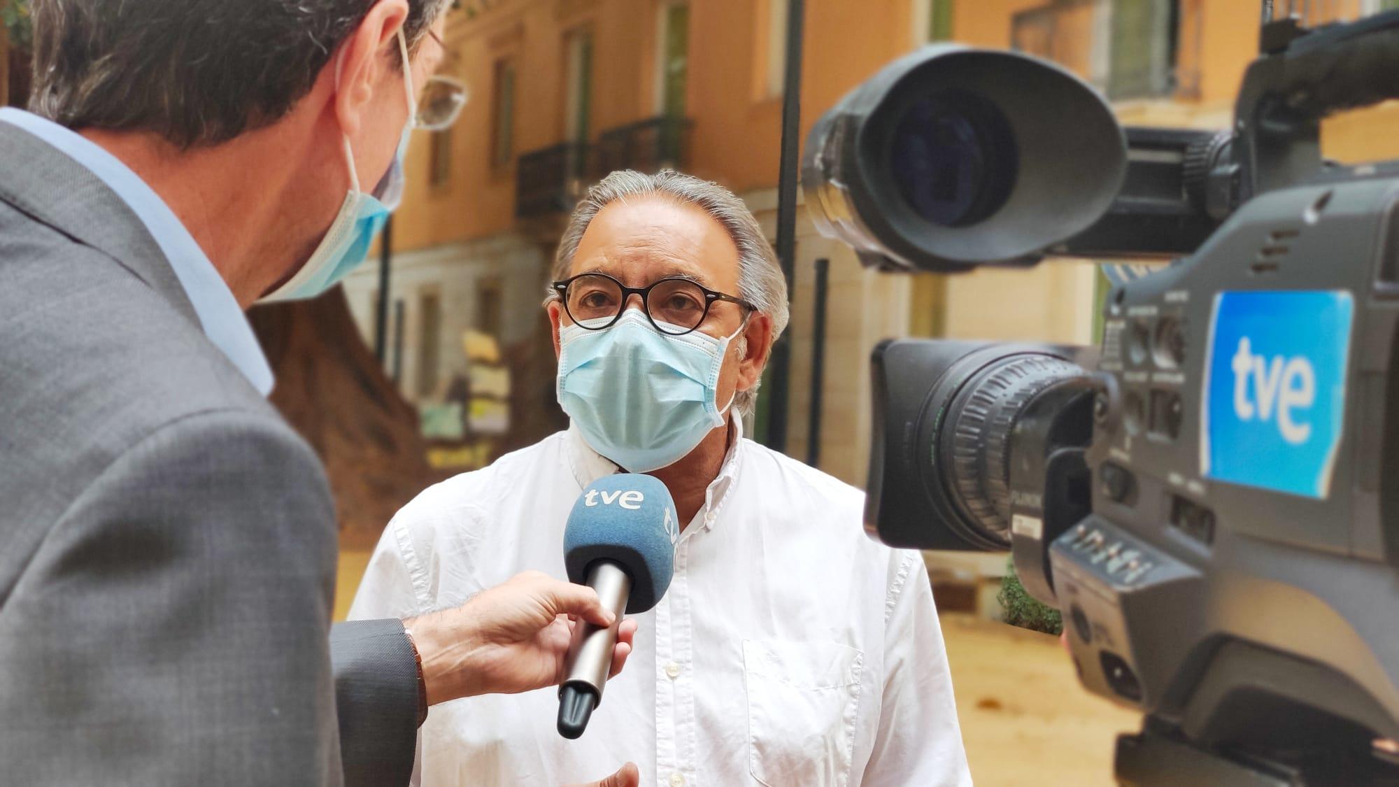 """You are currently viewing Mata enlletgeix el """"populisme vacunal"""" del PP: """"El Consell segueix les recomanacions del Govern d'Espanya i dels experts"""""""
