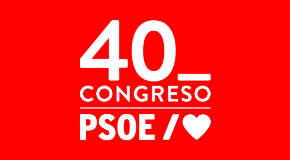 You are currently viewing 🌹 40 Congrés PSOE
