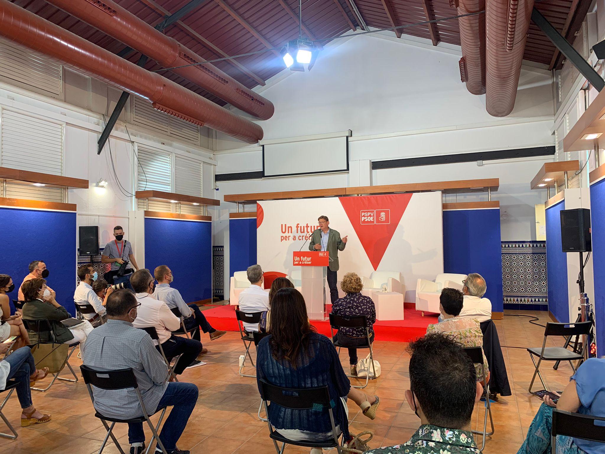 You are currently viewing Proclamades les llistes definitives dels delegats al 14 Congrés del PSPV-PSOE i al 40 Congrés del PSOE
