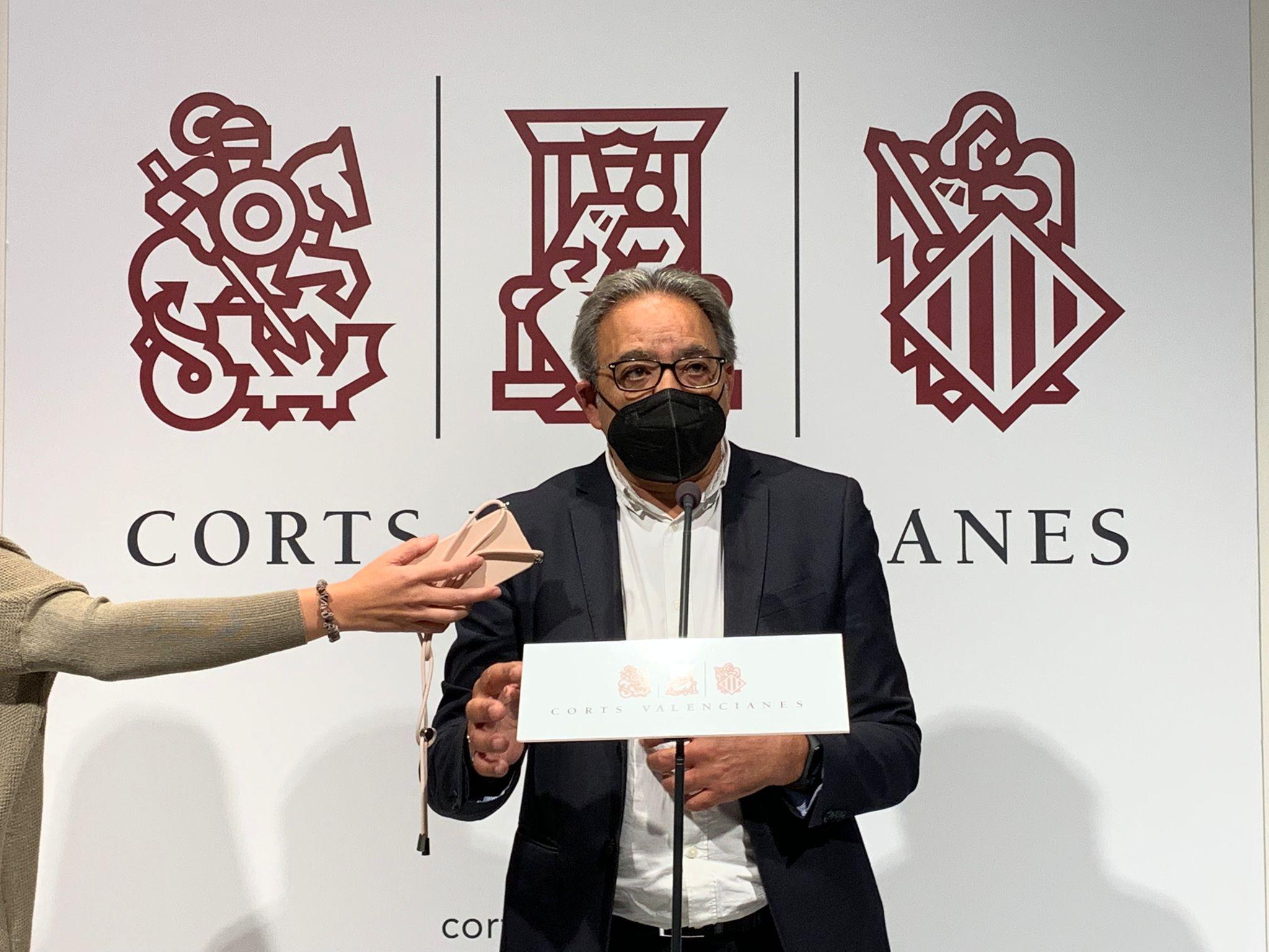"""En este momento estás viendo Mata afirma que hay """"dos visiones diferentes de la Comunitat Valenciana"""": """"la del PP, anclada al pasado, y la de el Consell de Ximo Puig, que mira al futuro"""""""